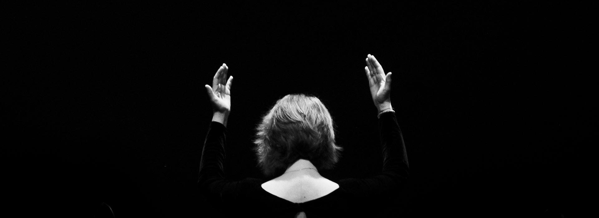 Beatriz Gutiérrez Prieto - Directora de Orquesta