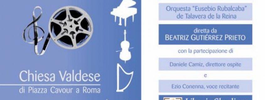 Concerto straordinario Musica al cinema con Orquesta Eusebio Rubalcaba