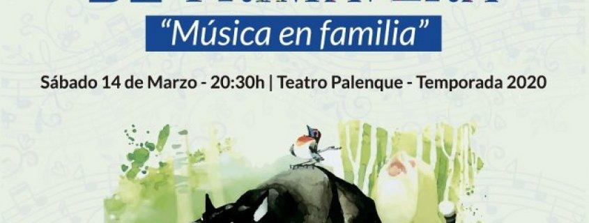 """Conciero de la Orquesta Sinfónica de Talavera OST """"Música en Famlila"""""""