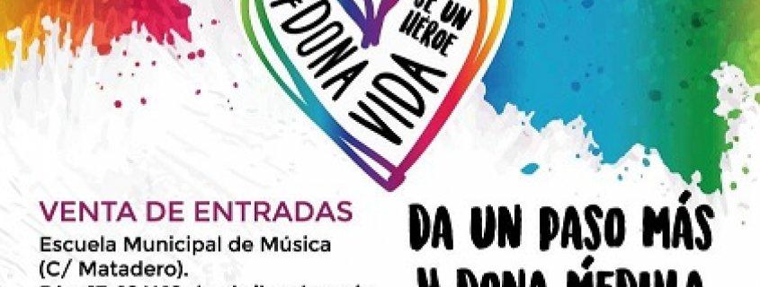 """II Concierto Solidario """"Una Oportunidad"""" Contra la Leucemia"""