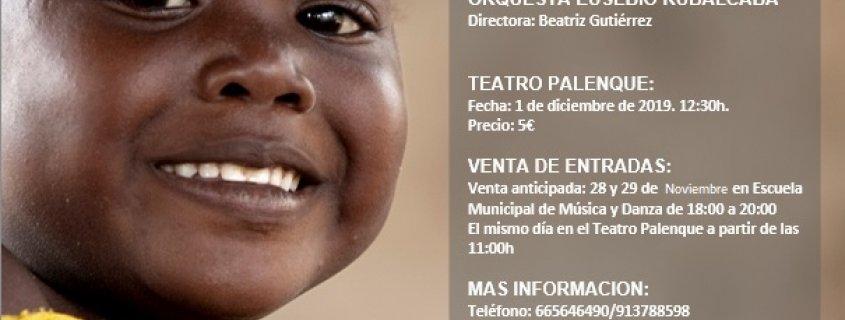 """V CONCIERTO SOLIDARIO """"GOTAS"""", A FAVOR DE UNICEF"""