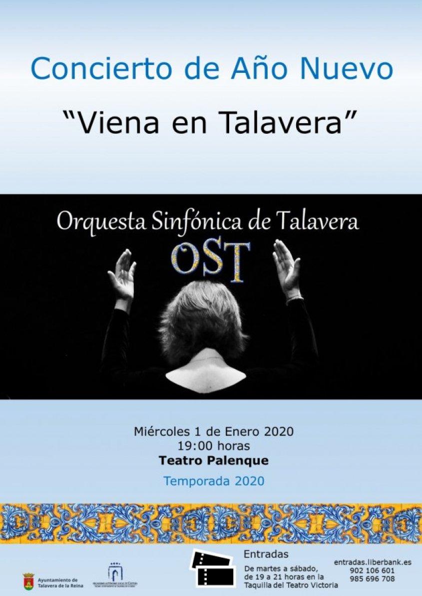 Orquesta Sinfónica de Talavera Concierto de Año Nuevo