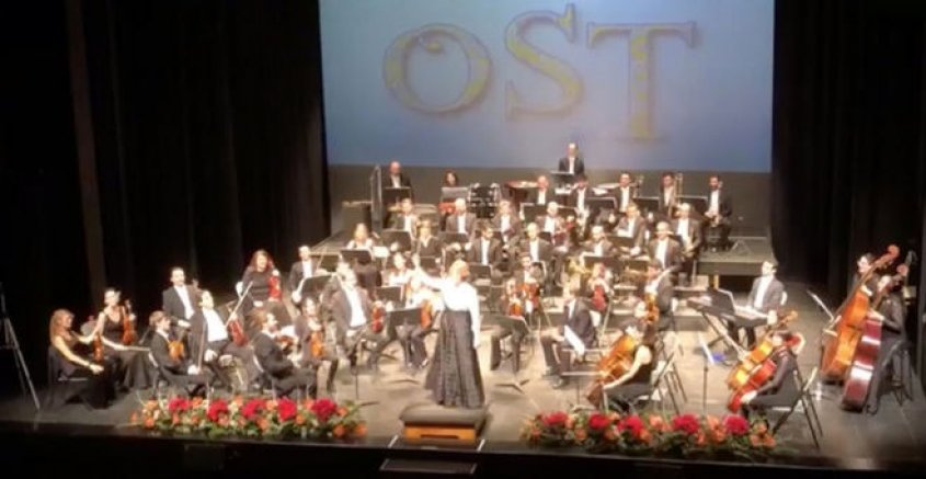 Debut de la Orquesta Sinfónica de Talavera