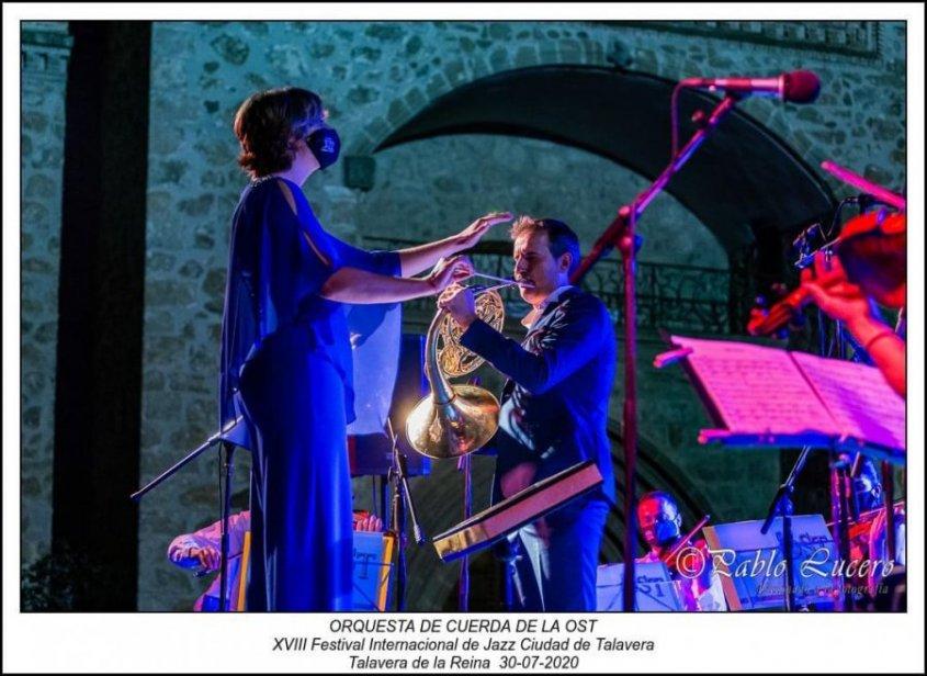 Talento magistral de la Orquesta Sinfónica de Talavera