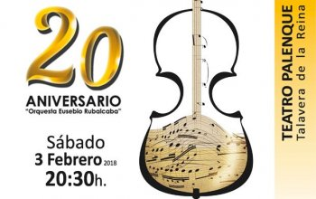 Concierto 20º Aniversario Orquesta Eusebio Rubalcaba