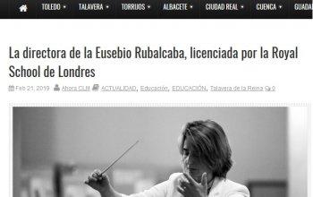 Beatriz Gutiérrez Licenciada por la Royal Schools of Music de Londres
