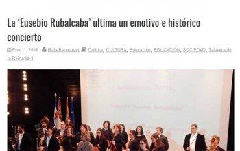 "Concierto Especial XX Aniversario Orquesta ""Eusebio Rubalcaba"""